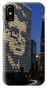 Joe Paterno City Scape IPhone Case