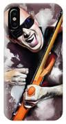 Joe Satriani IPhone Case