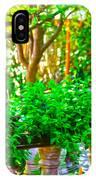 Joe T Garcias Gardens IPhone Case
