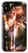 Joe's Fireworks Party 2 IPhone Case