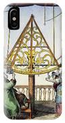 Johannes Hevelius IPhone Case