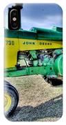 John Deere 730 #3 IPhone Case