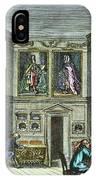 John Flamsteed, C. 1700 IPhone Case
