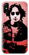 John Lennon - Imagine - Pop Art IPhone Case
