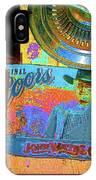 John Wayne Coors Light Commemorative Tinware  Coolidge Arizona 2004-2009 IPhone Case