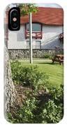 John Wingate Weeks Estate - Lancaster Nh IPhone Case