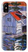 Jones Boathouse IPhone Case