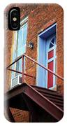 Jonesborough Tenessee - Upstairs Neighbors IPhone Case