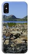 Jordan Pond No.1 IPhone Case