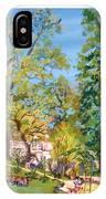 Josephine Gardens IPhone Case