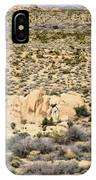 Joshua Tree National Park - Joshua Tree, Ca IPhone Case
