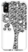 Joshua Tree Zebra Stripes IPhone Case