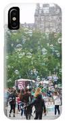 Joy Of Bubbles IPhone Case