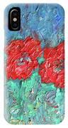 Joy Of Poppies IPhone Case