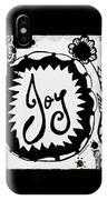 Joy IPhone X Case