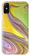 Joyful Flow IPhone Case