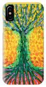 Joyful Tree IPhone Case