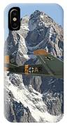 Ju52 - Lutwaffe Stalwart IPhone Case