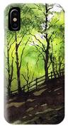 Judy Woods IPhone Case