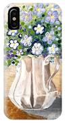 Jug Bouquet IPhone Case