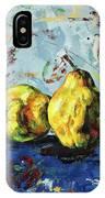 Juicy Quinces IPhone Case