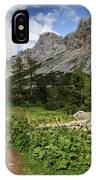 Julian Alps IPhone Case