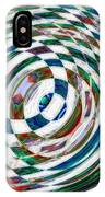 Jumping Through Hoops IPhone Case