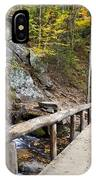 Juney Whank Falls And A Place To Rest IPhone Case