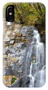 Juney Whank Falls In Nc IPhone Case