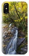 Juney Whank Falls In North Carolina IPhone Case