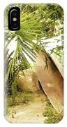 Jungle Canoe IPhone Case