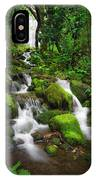 Jungle Falls IPhone Case