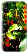 Jungle Fever IPhone Case