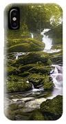 Jungle Riverflow Scene IPhone Case