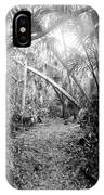 Jungle Trail IPhone Case