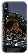 Jungle Twist IPhone Case