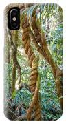 Jungle Vines IPhone Case