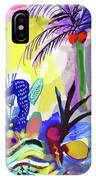 Jungle Vision IPhone X Case