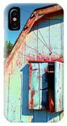 Junior's Barn Window IPhone Case