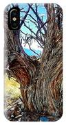 Juniper Monarch IPhone Case