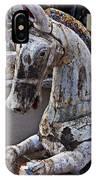Junkyard Horse IPhone Case