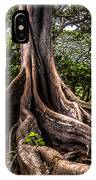 Jurassic Park Tree Roots IPhone Case