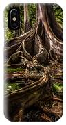 Jurassic Park Tree Trailing Root IPhone Case