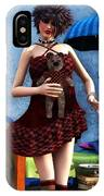 Just A Doll IPhone Case
