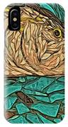 Just A Fish IPhone Case
