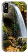 Just A Very Small Waterfall II IPhone Case