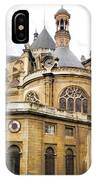 Just Another Paris Cathedral IPhone Case