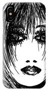 Just Another Pretty Face IPhone Case