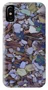 Just Stones Painting IPhone Case