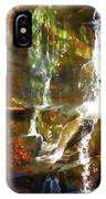 Cascading Water IPhone Case